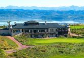 Golf---Pezula-Clubhouse-Aerial